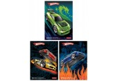 Carte de colorat A4 32 file Hot Wheels Herlitz