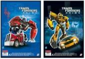 Bloc desen A3 30 file Transformers motive asortate Herlitz