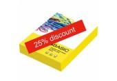Hartie copiator A4 Eurobasic 30 topuri cu 25% discount