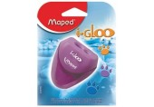 Ascutitoare cu rezervor, dubla, plastic I-gloo Maped