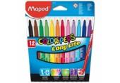 Carioca 12 culori Maped