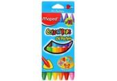 Creioane cerate 12 culori Maped