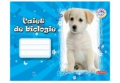 Caiet biologie 24 file Pretty Pets Herlitz
