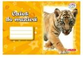 Caiet muzica 24 file Pretty Pets Herlitz