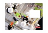 Caiet biologie 24 file Rock your School Herlitz
