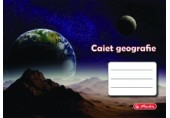 Caiet geografie 24 file Rock your School Herlitz