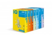 Carton IQ color intens A4 aqua blue