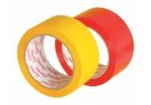 Banda adeziva colorata Aero 48 mm x 66 m alb