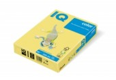 Carton IQ color intens A4 canary yellow
