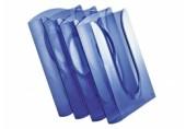Suporturi presenter pentru cataloage 275 x 250 x 40 mm albastru