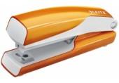 Capsator 10 coli mini NeXXt Series WOW 5528 Leitz portocaliu metalizat