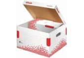 Container de arhivare cu capac M Speedbox Esselte