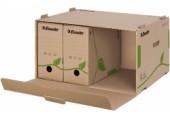 Container de arhivare cu deschidere frontala Eco Esselte