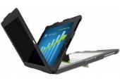 Carcasa cu filtru de confidentialitate landscape pentru noul iPad/iPad 2 Complete Privacy LEITZ negru