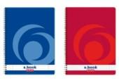 Caiet spirala A4 160 file dr X.BOOK Herlitz