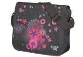 Geanta de umar Be.Bag Messenger Pink Butterflies Herlitz
