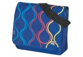 Geanta de umar Be.Bag Messenger Bubbles Herlitz