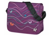 Geanta de umar Be.Bag Messenger Butterfly Power Herlitz