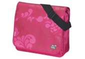 Geanta de umar Be.Bag Messenger Ornament pink Herlitz