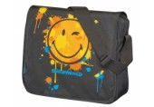 Geanta de umar Be.Bag Messenger Smiley World Herlitz