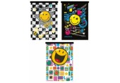 Bloc notes A6 46 file ar Smiley World Herlitz
