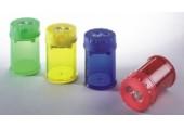 Ascutitoare din plastic cu container LACO dubla